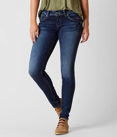 Silver Suki Super Skinny Stretch Jean