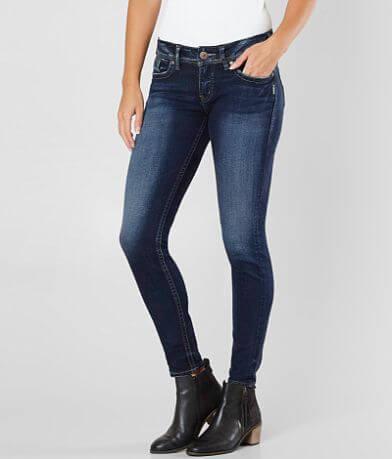 Silver SukiSuper Skinny Stretch Jean