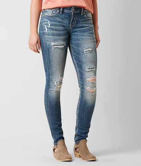 Silver Jeans for Women: Silver Women's Denim Jeans | Buckle