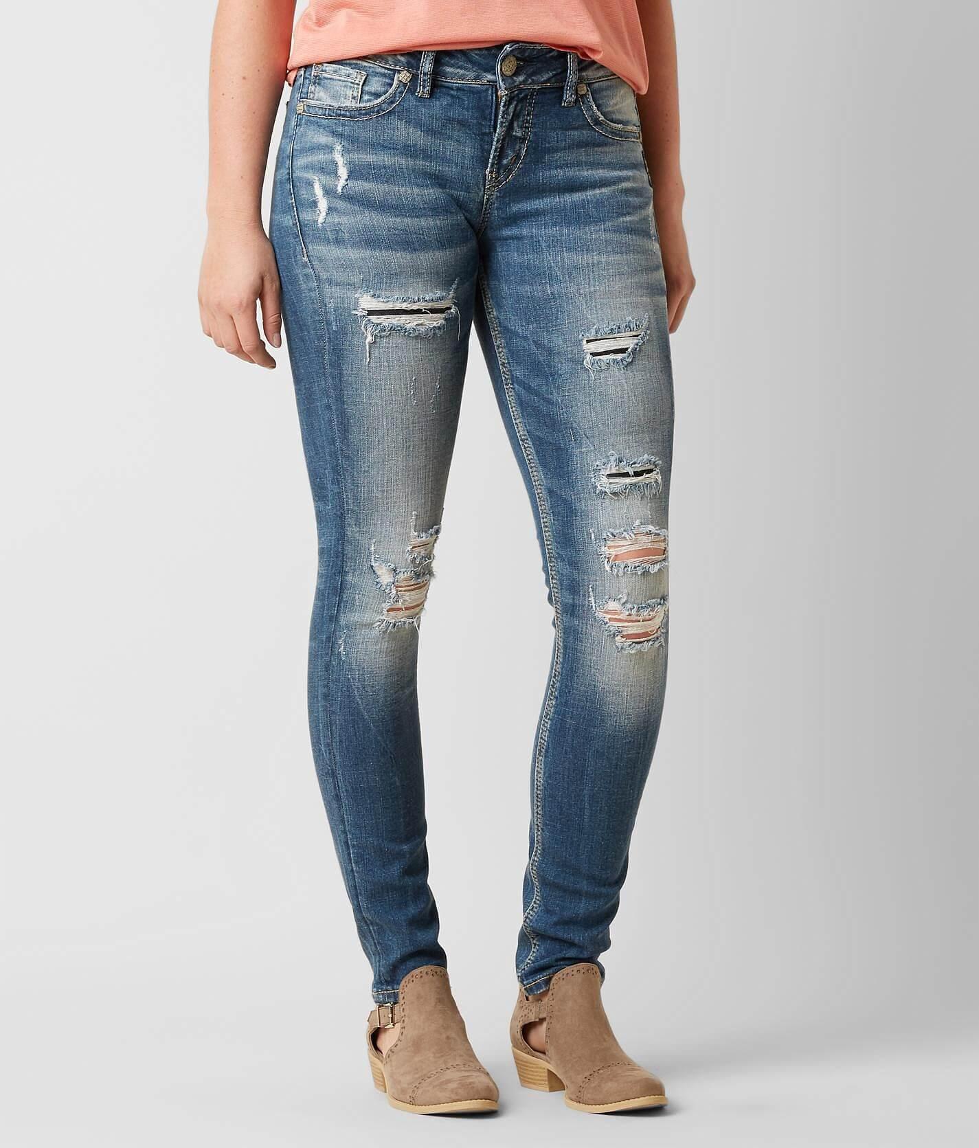 Silver Jeans for Women: Silver Women&39s Denim Jeans  Buckle