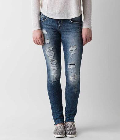 Silver Suki Skinny Stretch Jean
