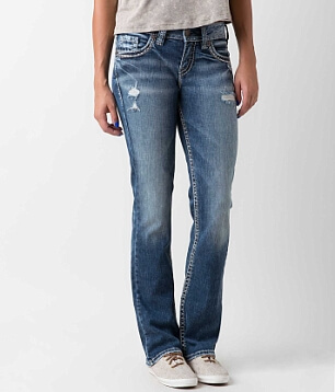 Silver Jeans for Women: Silver Women&39s Denim Jeans | Buckle
