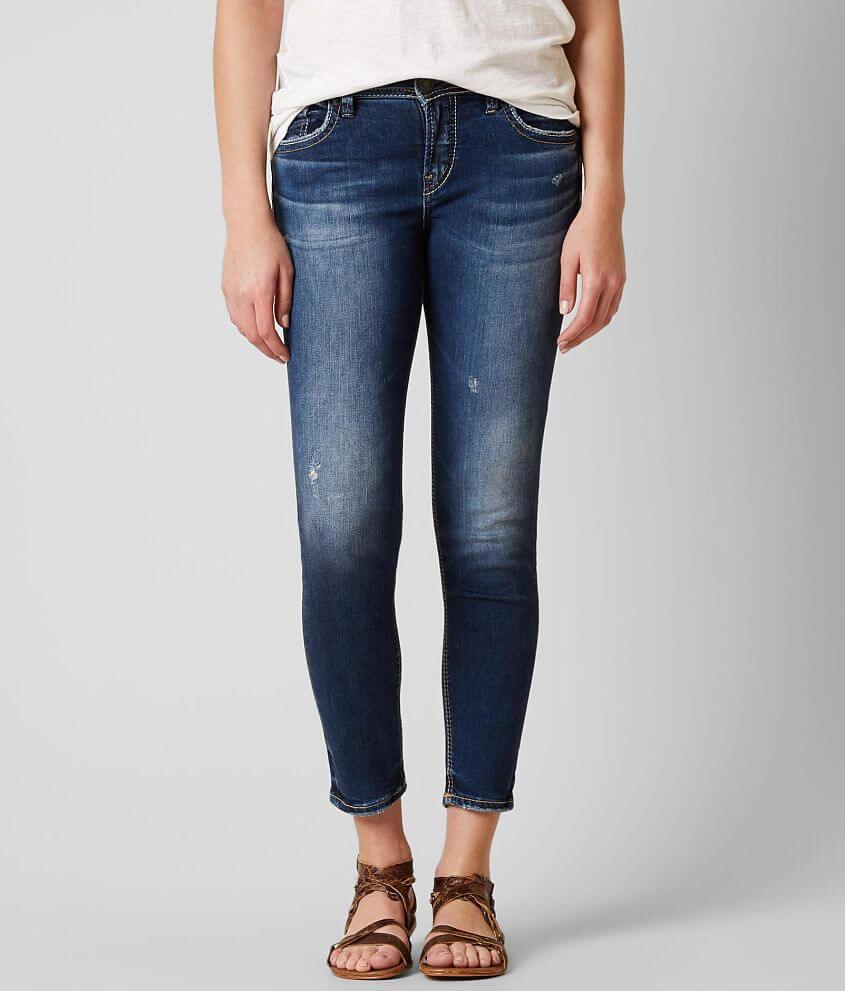54ade97b Silver Avery Ankle Skinny Jean - Women's Jeans in SSX392 | Buckle