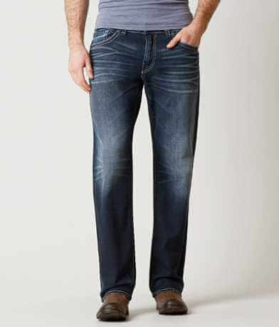 Silver Eddie Straight Stretch Jean