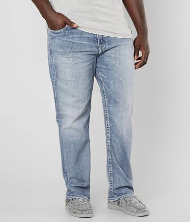 Silver Eddie Stretch Jean - Big & Tall