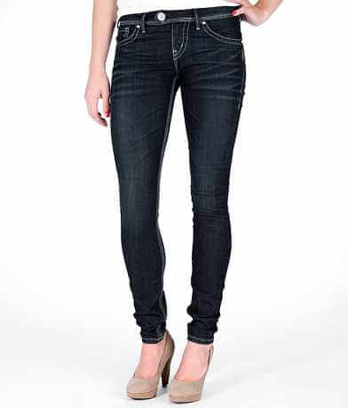 Silver Tuesday Stretch Jegging