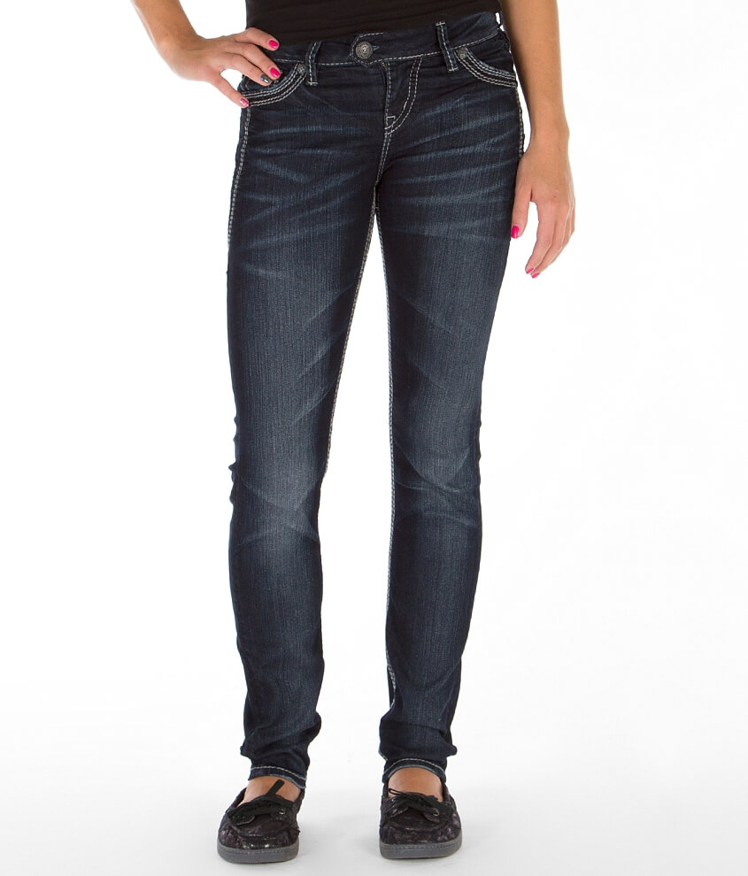 Silver Tuesday Mid-Rise Skinny Stretch Jean - Women's Jeans in SSR ...