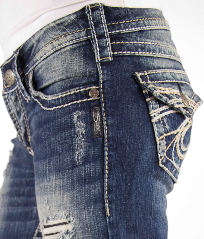 43b4419d8a5fa Silver Pioneer Stretch Jean - Women s Jeans in SJB398