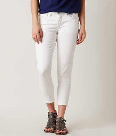 Silver Suki High Rise Stretch Cropped Jeans