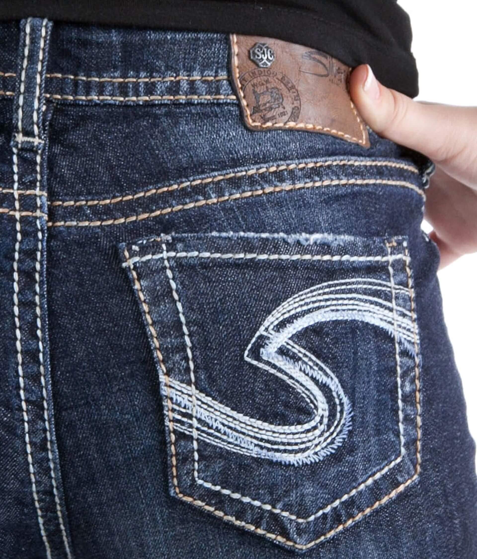 715d85ce Silver Natsuki Boot Stretch Jean - Women's Jeans in SDA 437 | Buckle