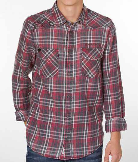 Shirts for Men - Silver Jeans | Buckle