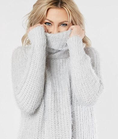 Daytrip Plush Ribbed Sweater