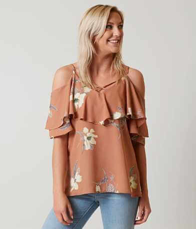 West Kei Floral Top