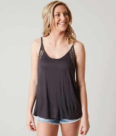 BKE Boutique Cut Out Tank Top