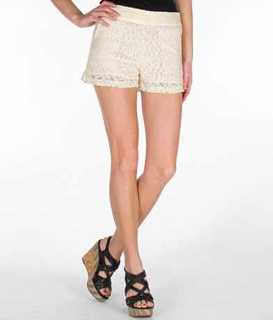 Daytrip Side Zip Short