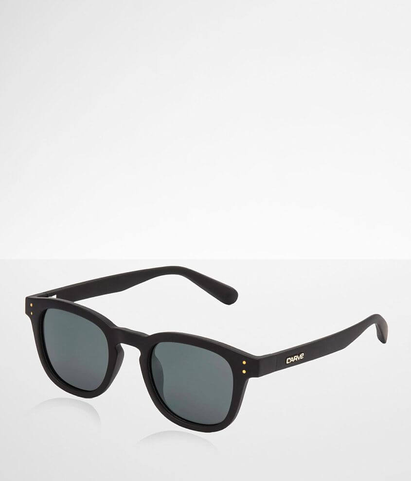 Carve Havana Polarized Sunglasses front view