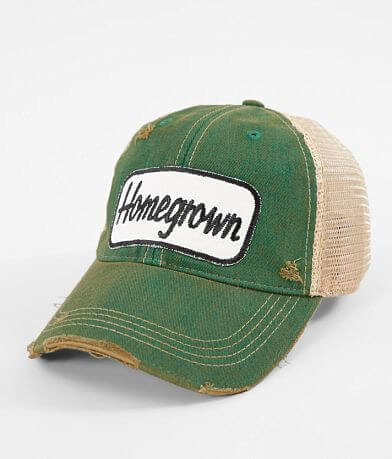 Wild Oates Homegrown Baseball Hat