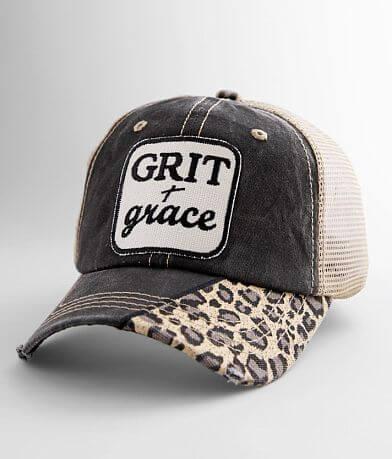 Wild Oates Grit + Grace Baseball Hat