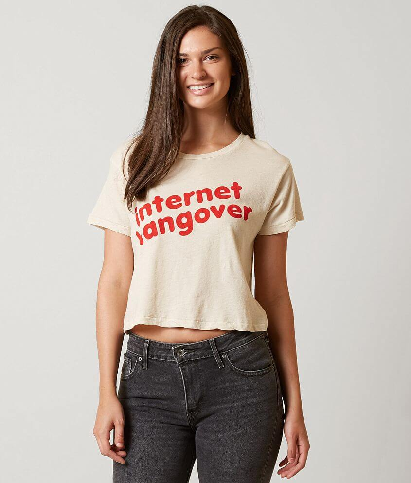 Wildfox® Internet Hangover T-Shirt front view