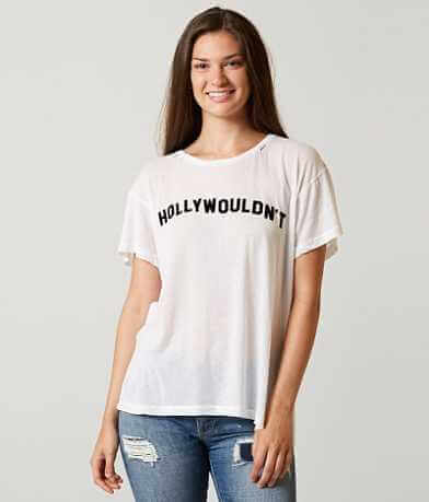 Wildfox® Hollywouldn't T-Shirt