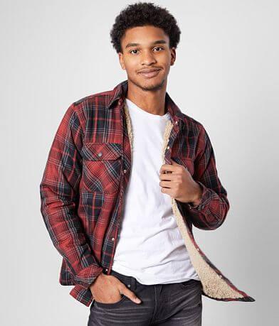 Dickies® Plaid Shirt Jacket