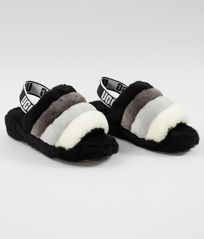 23d2e2fa7c0b6 UGG® Fluff Yeah Slide - Women s Shoes in Black Multi