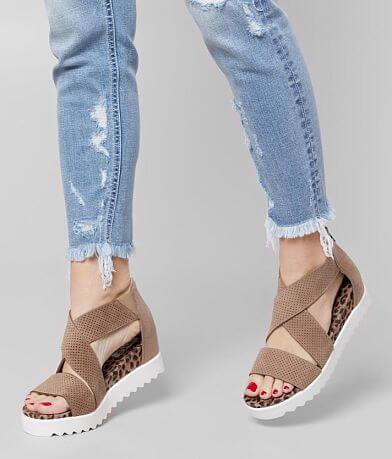 Very G Ace Flatform Sandal