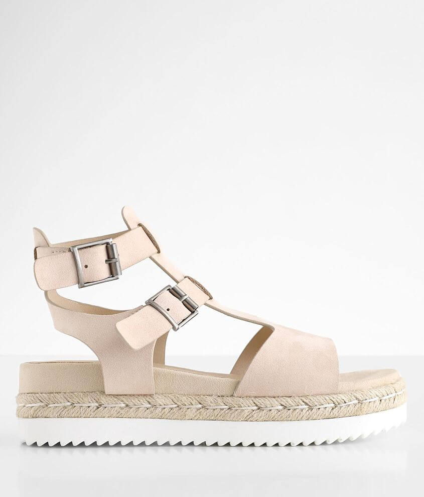 Very G Cassius Flatform Sandal front view