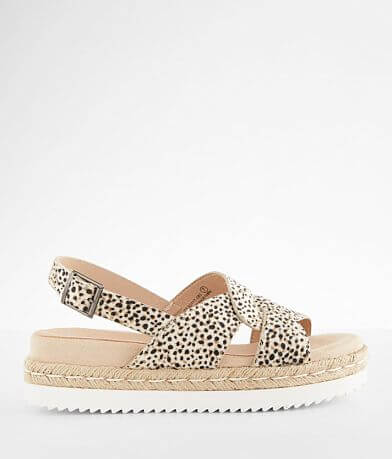 Very G Eliza Flatform Sandal