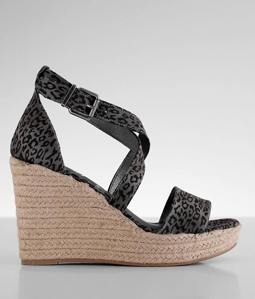 Very G Patti Espadrille Wedge Sandal front view