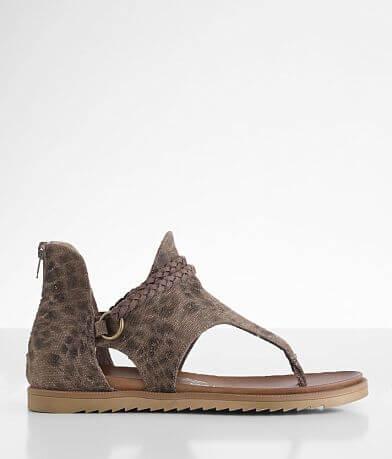 Very G Sariah Leopard Print Sandal