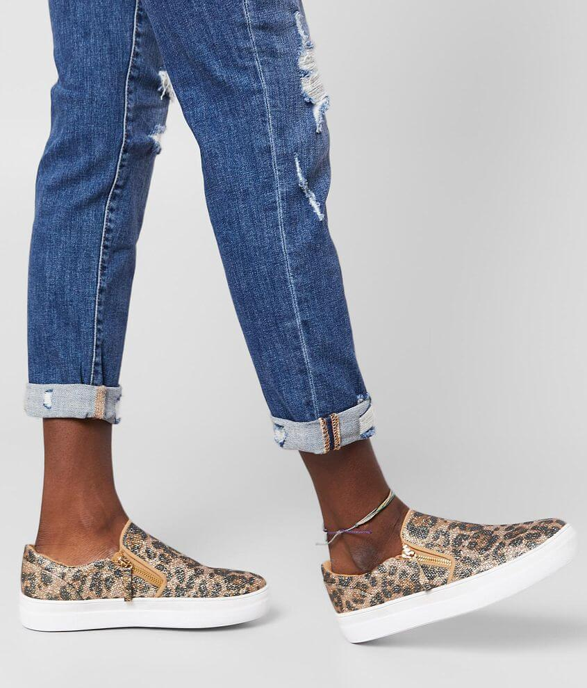 Very G Simmer Leopard Shoe front view