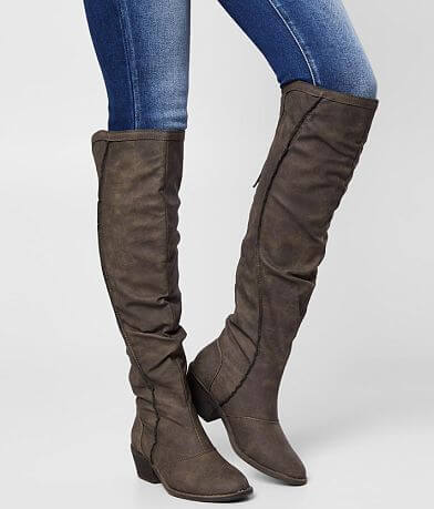 Very G Southern Joy Heeled Knee High Boot