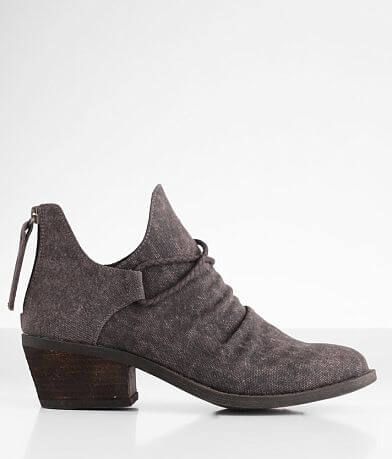Very G Spartan Canvas Ankle Boot