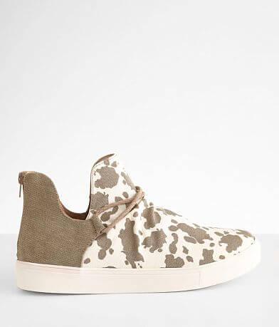 Very G Survivor Cow Print Shoe