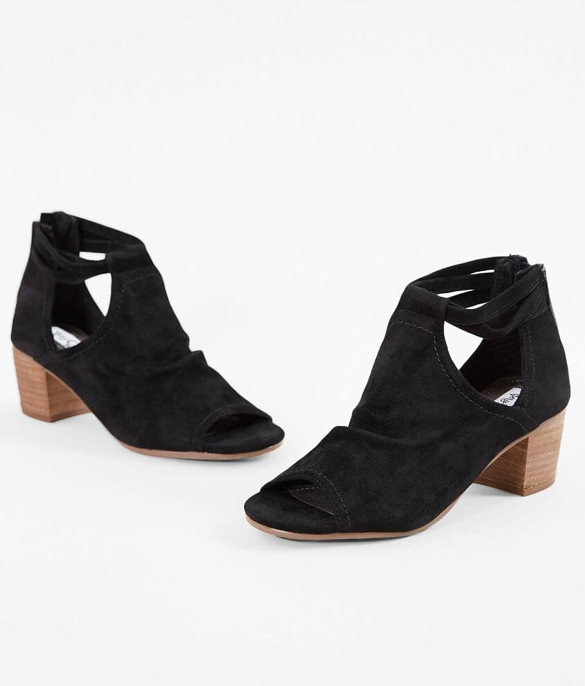 Very G Sylvanna Faux Suede Ankle Boot front view