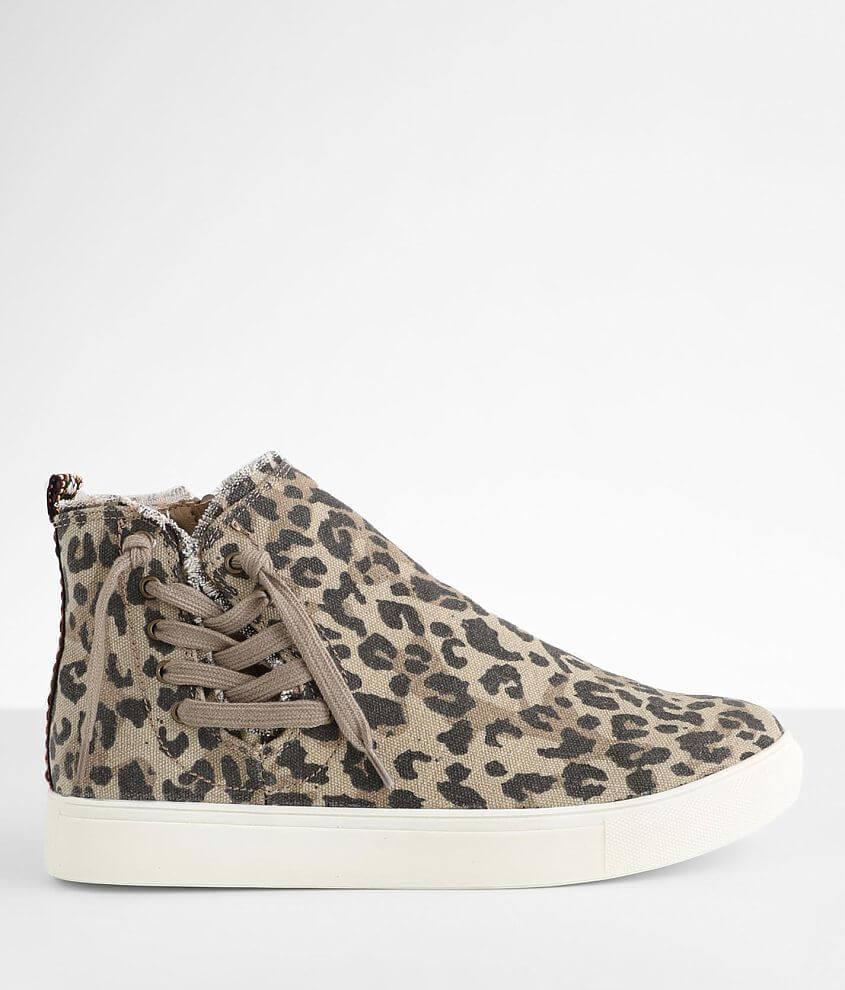 Very G Trinn Cheetah Print Shoe front view