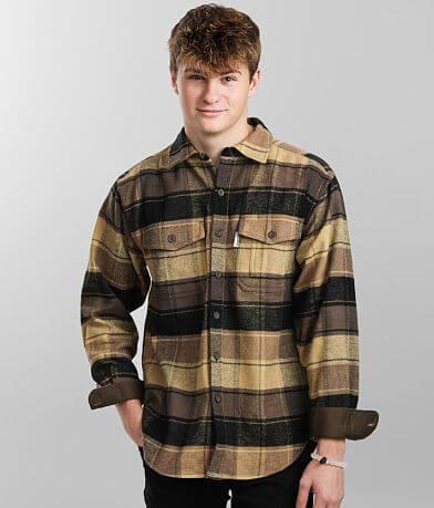 Wolverine Blake Plaid Flannel Shirt