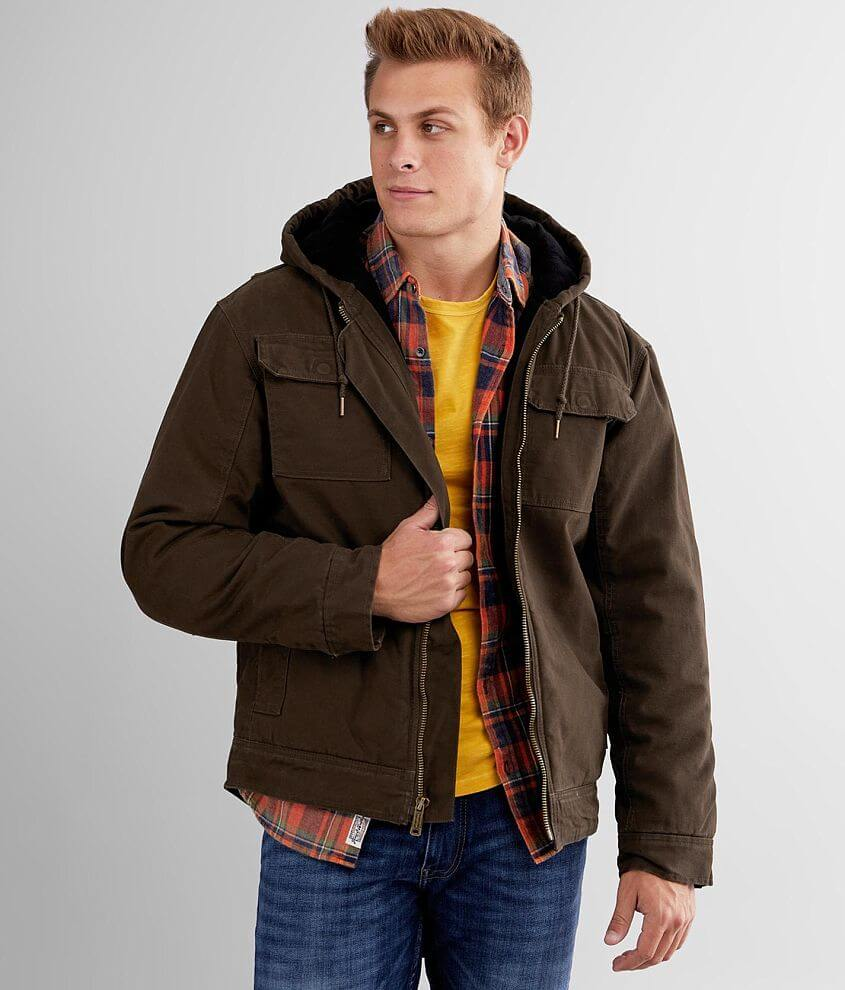 Wolverine Lockhart Hooded Jacket front view