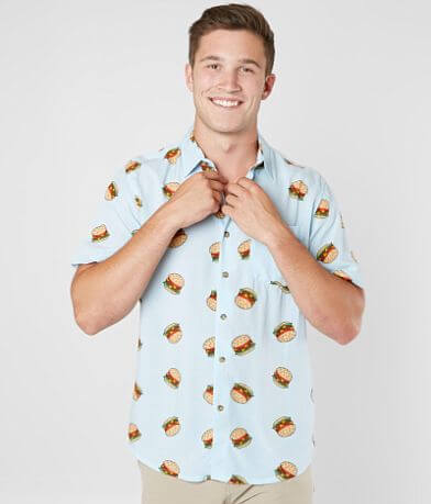 Visitor Hamburger Shirt