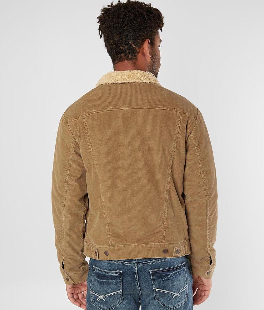 051e54e9 Wrangler® Heritage Corduroy Jacket - Men's Coats/Jackets in Acorn ...