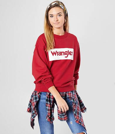 Wrangler® 80s Retro Sweatshirt