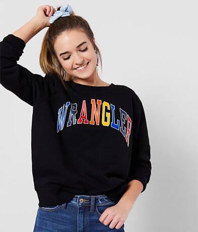 Wrangler® Rainbow Sweatshirt