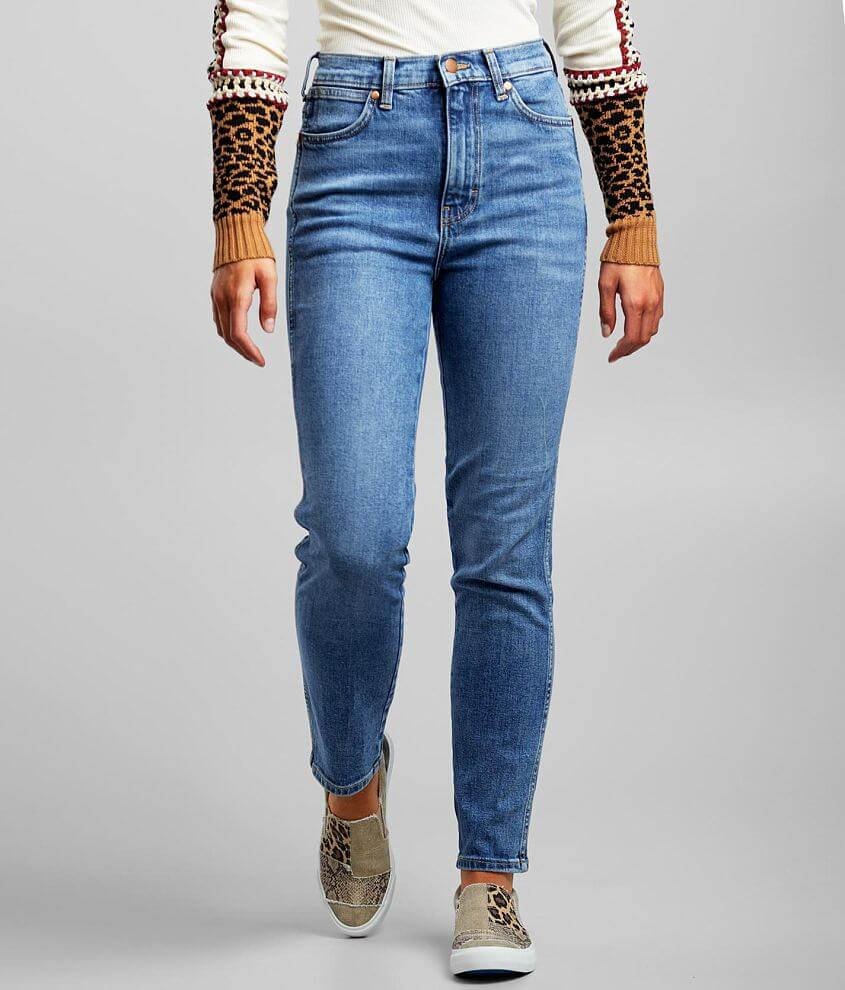 Wrangler® Whimsy High Rise Slim Stretch Jean front view