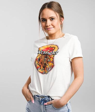 Wrangler® Tiger Wrangler T-Shirt