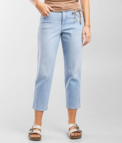 Wrangler® High Rise Mom Stretch Jean