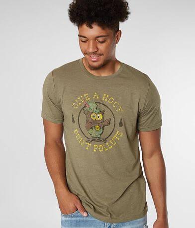 WYR Woods Owl T-Shirt