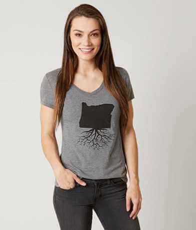 WYR Oregon Roots T-Shirt