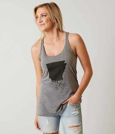 WYR Arkansas Roots Tank Top