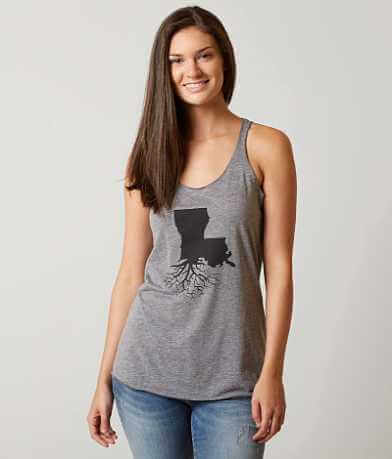 WYR Louisiana Roots Tank Top